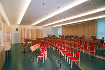 Musikschule Ried Musiksaal